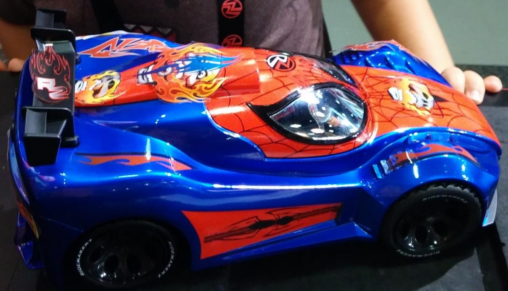 spiderman_car